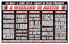 Chaos in Tejas Returns with A Weekend in Austin