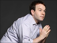 Moontower 2014, Day 3: Mike Birbiglia