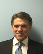 Perry's Third Felony?
