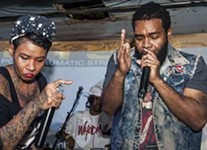 Weird City Hip-Hop Live Shot: Phranchyze, Jean Grae, Homeboy Sandman