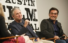 Austin Film Festival: Jon Stewart Closes Out Fest