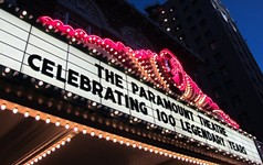 Happy Hundredth Birthday, Paramount Theatre!