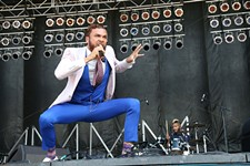 ACL Fest 2015 Sunday Interview: Jidenna