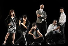 Tapestry Dance Company's <i>In Your Shoes</i>