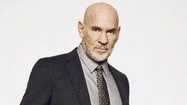 <i>The X Files</i>' Mitch Pileggi at Zach Theatre