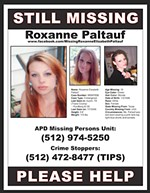 10 Years Later, Family and APD Are Still Searching for Roxanne Paltauf