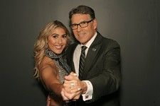 Rick Perry, Lord of the Dance?