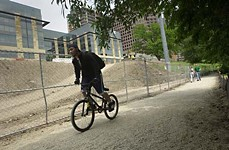 Bicycle Master Plan Gets a Tune-Up