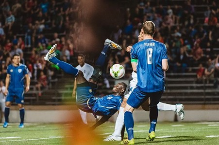 Aztex Thump Colorado Springs; Vancouver Up Next