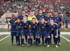 The Austin Aztex defeat the Houston Dutch Lions 1-0 on May 18, 2013