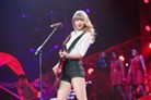 Pop star Taylor Swift's Red Tour touched down in Austin for a sold-out show at the Erwin Center on Tuesday, May 21. For a review of the performance, see