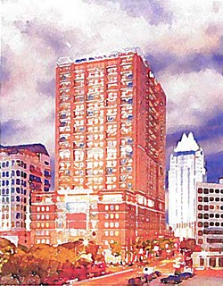 Gables Republic Square and Hotel ZaZa are planned for West Fourth, between Lavaca and Guadalupe.