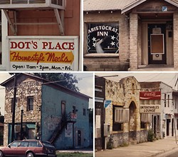 Pictures From Life's Other Side: Eastside facades past and 