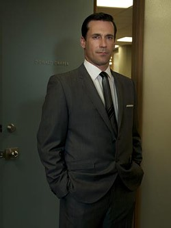 Jon Hamm stars in <i>Mad Men</i>, the AMC original series that mines the past to say something relatable about our present.