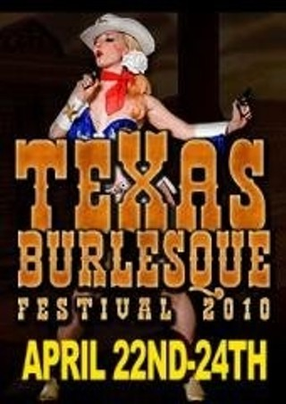 Texas Burlesque Festival: Building up the Independent so they can drop (almost) everything