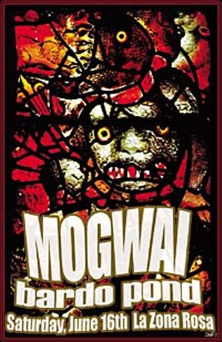 Mogwai: Jared Connor