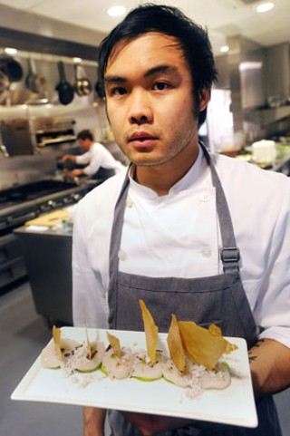 Executive Chef Paul Qui