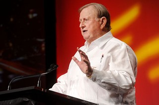 Circuit of the Americas founding partner Red McCombs