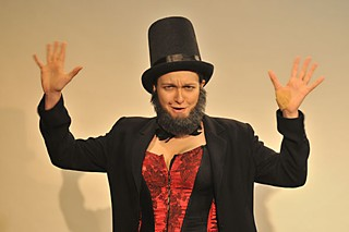 Stefany Wood in Lovely Lincoln Lumps: The Story of Slutty Abraham Lincoln