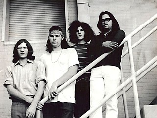 San Antonio's Flash circa 1971; Christopher Cross wears the headband.