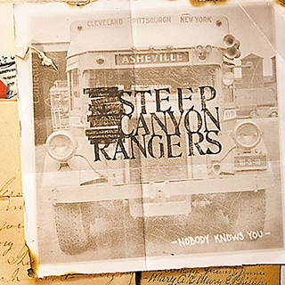Record Review: Steep Canyon Rangers