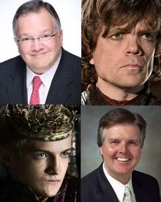 Sen. John Carona does his best Tyrion when it comes to dealing with Dan
