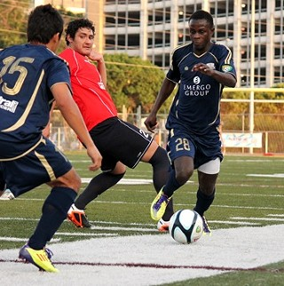 Manneh Named PDL Player of the Week