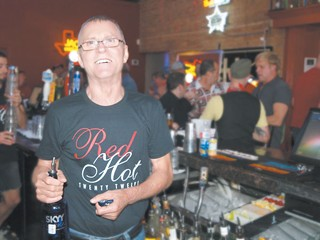 One of Austin's gay-est and longest-running annual fundraising events is Oilcan Harry's Red Hot, and one of its founders ranks among Austin's most beloved bartenders: Oilcan's Steve Higginbotham. Red Hot has raised more than $250,000 for Project Transitions over its 21-year run.