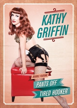 Double Kathy Griffin Feature, Double the Fun