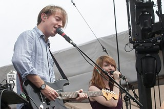 ACL Live Shot: Bombay Bicycle Club