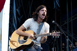 ACL Live Shot: Avett Brothers