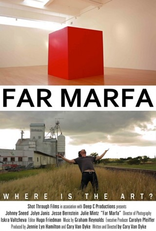 'Far Marfa' Captures the Romance of West Texas Outpost