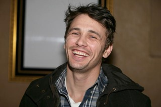 James Franco at the Ritz, March 6