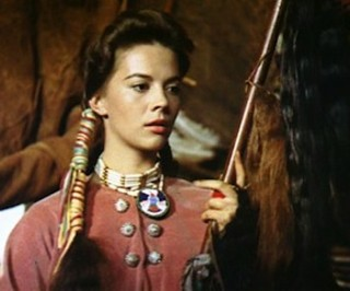 Natalie Wood in 'The Searchers'