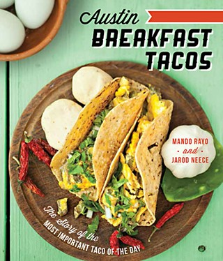 New in Print: 'Austin Breakfast Tacos'