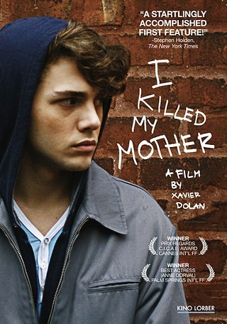 DVD Watch: 'I Killed My Mother'