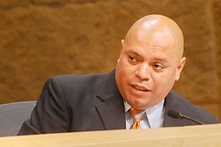 Council Member Mike Martinez