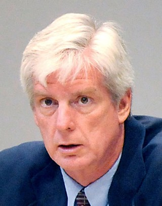 Council Member Bill Spelman is unhappy with staff's handling of employee leave banks.