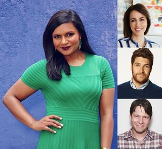 Mindy Kaling Comes to SXSW