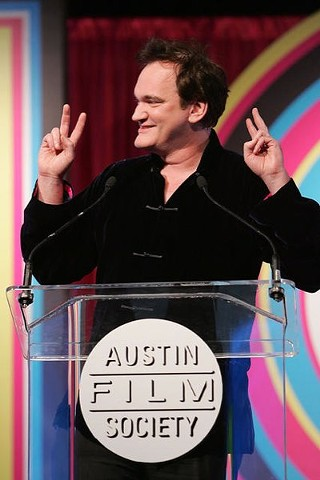 Quentin Tarantino looks a little less pleased this week.