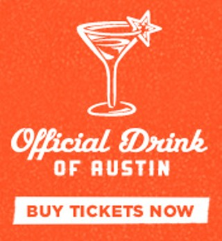 Official Drink of Austin logo