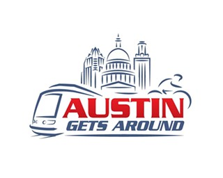 Austin Gets Around logo