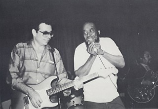 Vintage O'Brien and James Cotton