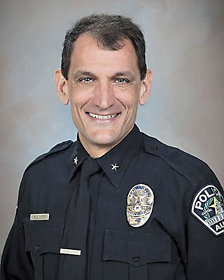 APD Commander Fred Fletcher tapped for chief post in Chattanooga, Tenn.