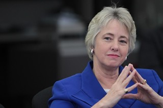 Annise Parker, you better wurq.