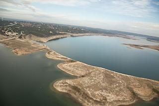 The drought's toll on Lake Travis