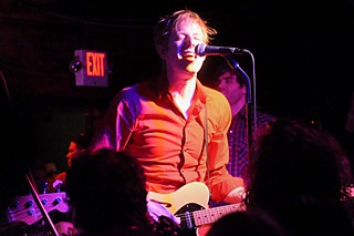Spoon at Hotel Vegas on May 6, 2014