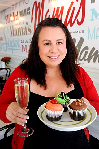 Olivia O'Neal of Sugar Mama's Bakeshop