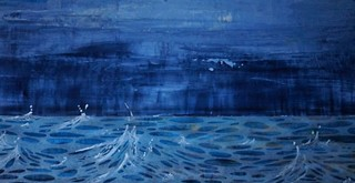 <i>Ocean by Night</i> by Lucy MacQueen