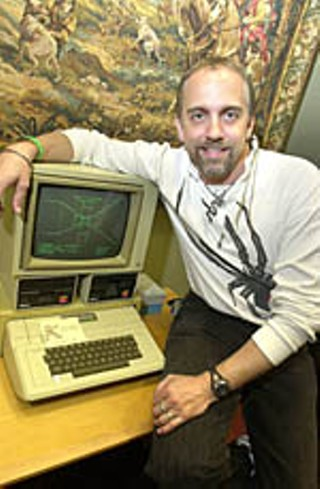 NCsoft's Richard Garriott